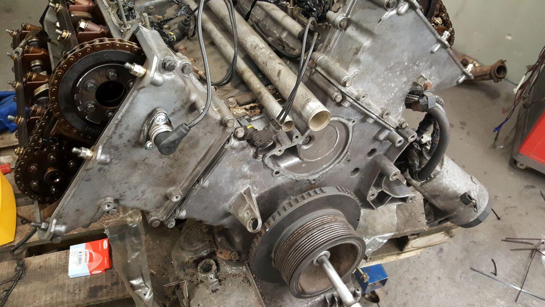 BMW V8 M62 cinverion on M60 ECU DME