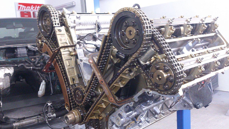 M60B40 napinacze łańcucha rozrządu